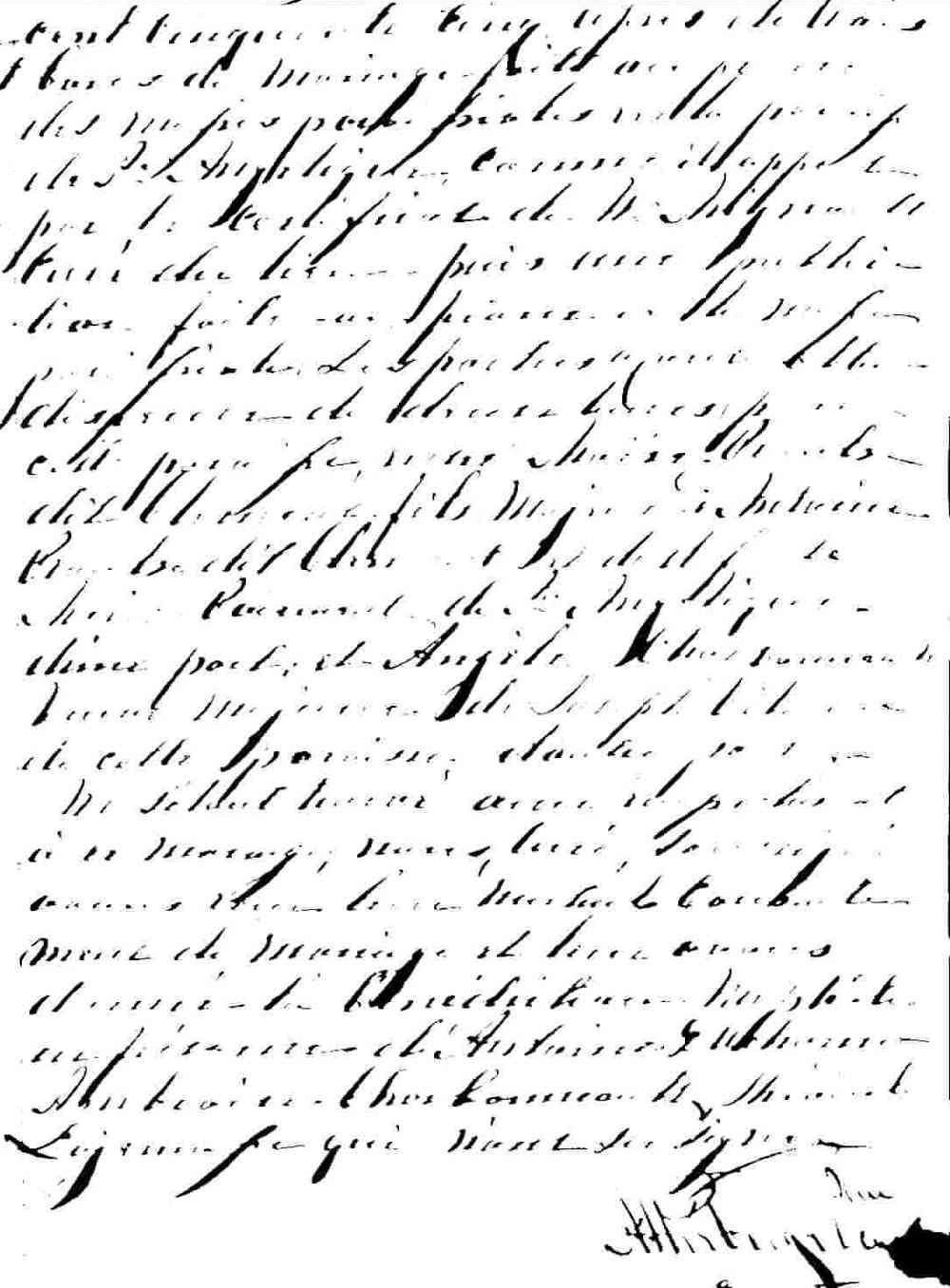 mariage de vangliste proulx et adline baulne le 22 septembre 1856 - Mariage Evangeliste