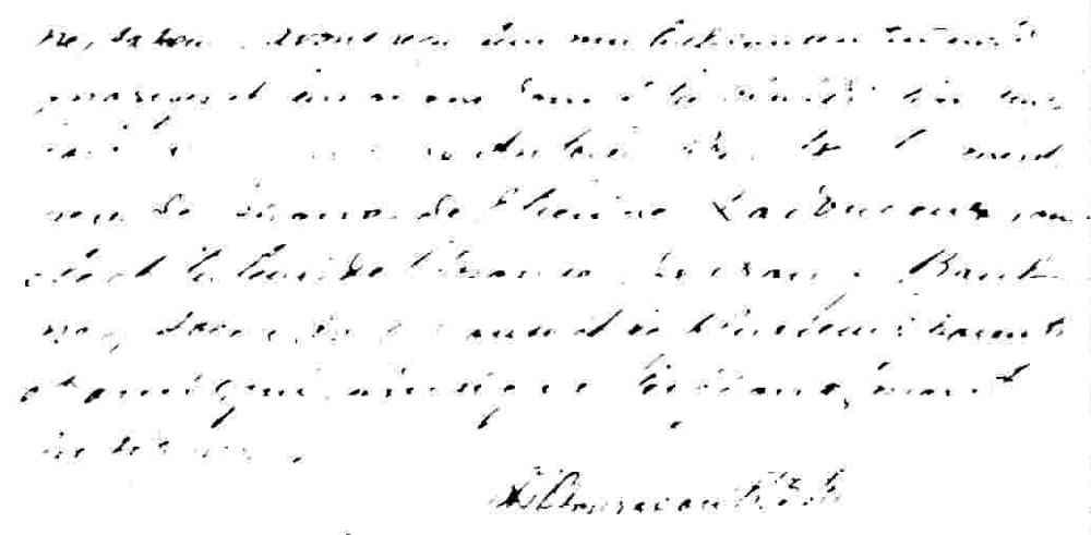 mariage de julie proulx et lon lauzon le 16 fvrier 1857 - Mariage Evangeliste