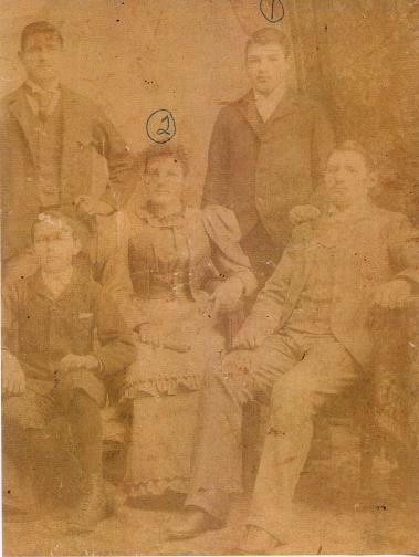 Famille Jule Boileau