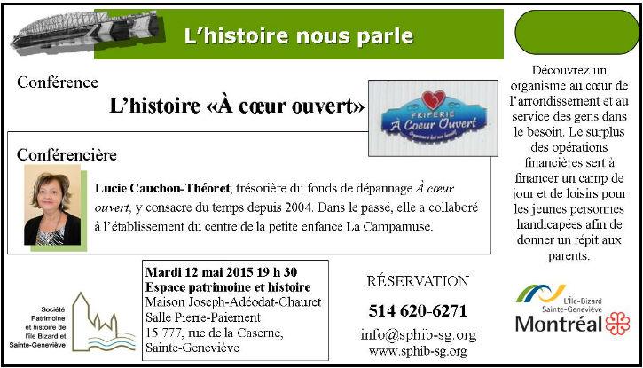 Lucie Cauchon-Théoret web