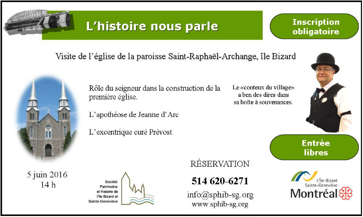Église St-Raphaël web