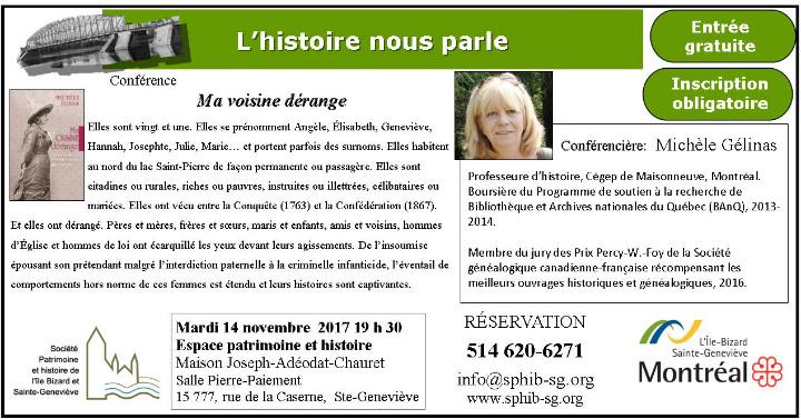 Gélinas Michèle