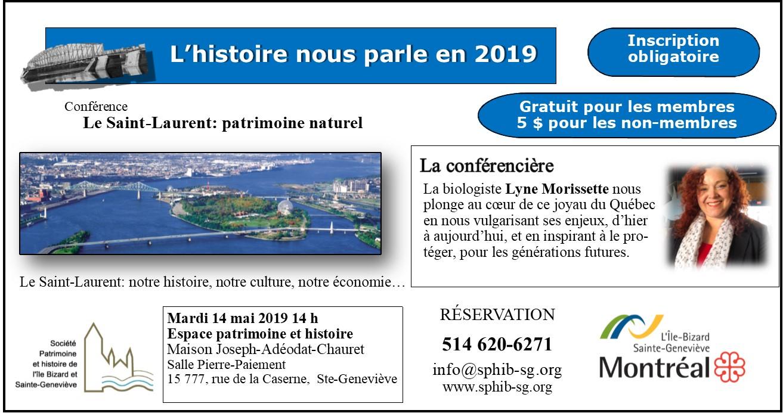 Le Saint-Laurent, web