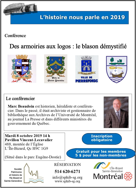 Marc Beaudoin, 8.5 X 11