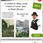 Visite village Ste-Geneviève août 2017 8.5 X 11