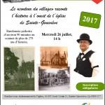 Visite village juillet 2017 8.5 X 11